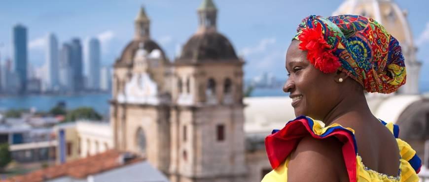 Bogotá y Cartagena