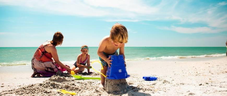 Florida: Castillos de Arena y Diversión en Familia - Self Drive