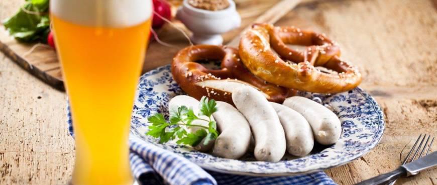 Cerveza y Gastronomía Bávara