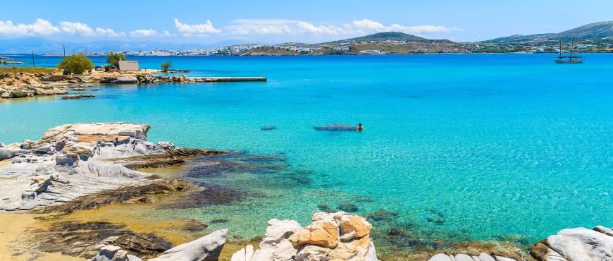 Arquímedes: Atenas + Miconos + Paros + Santorini