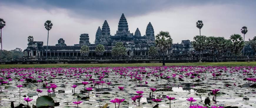 Visita Camboya - Privado