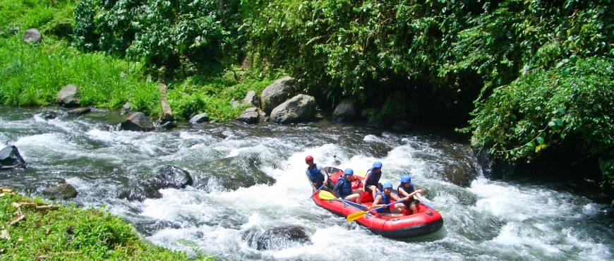 Aventura y Naturaleza en Bali