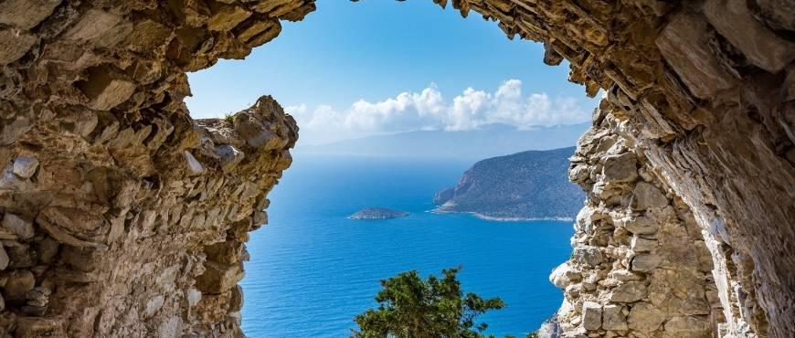 Platón: Atenas + Crucero 4 Días + Santorini