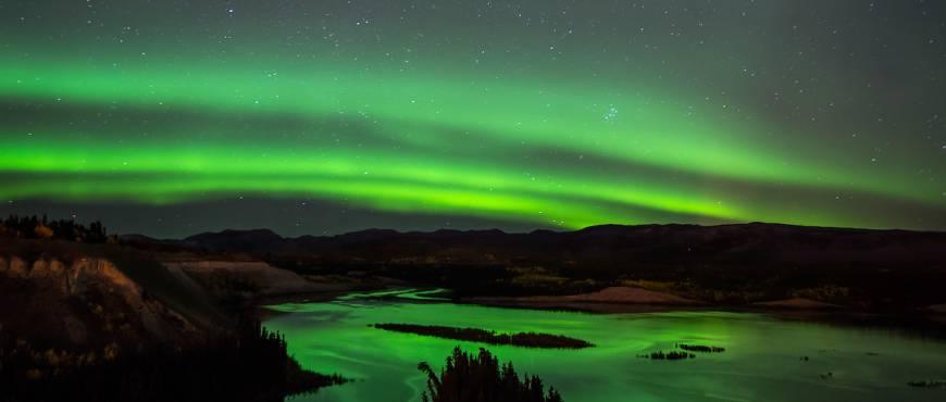 Auroras Boreales, Vancouver y Whistler