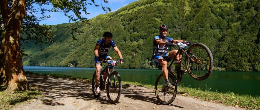 Azores: la Isla Verde en Bicicleta