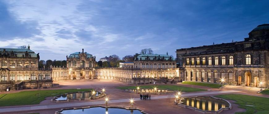 Berlín Cultural y Dresde
