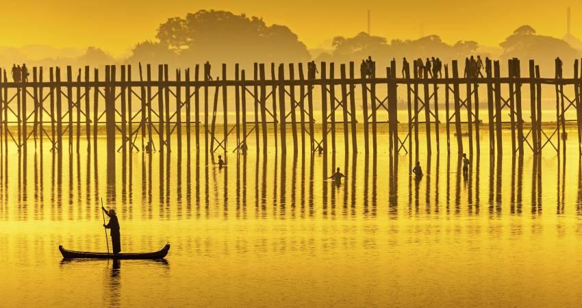 Luna de Miel en Birmania - Privado