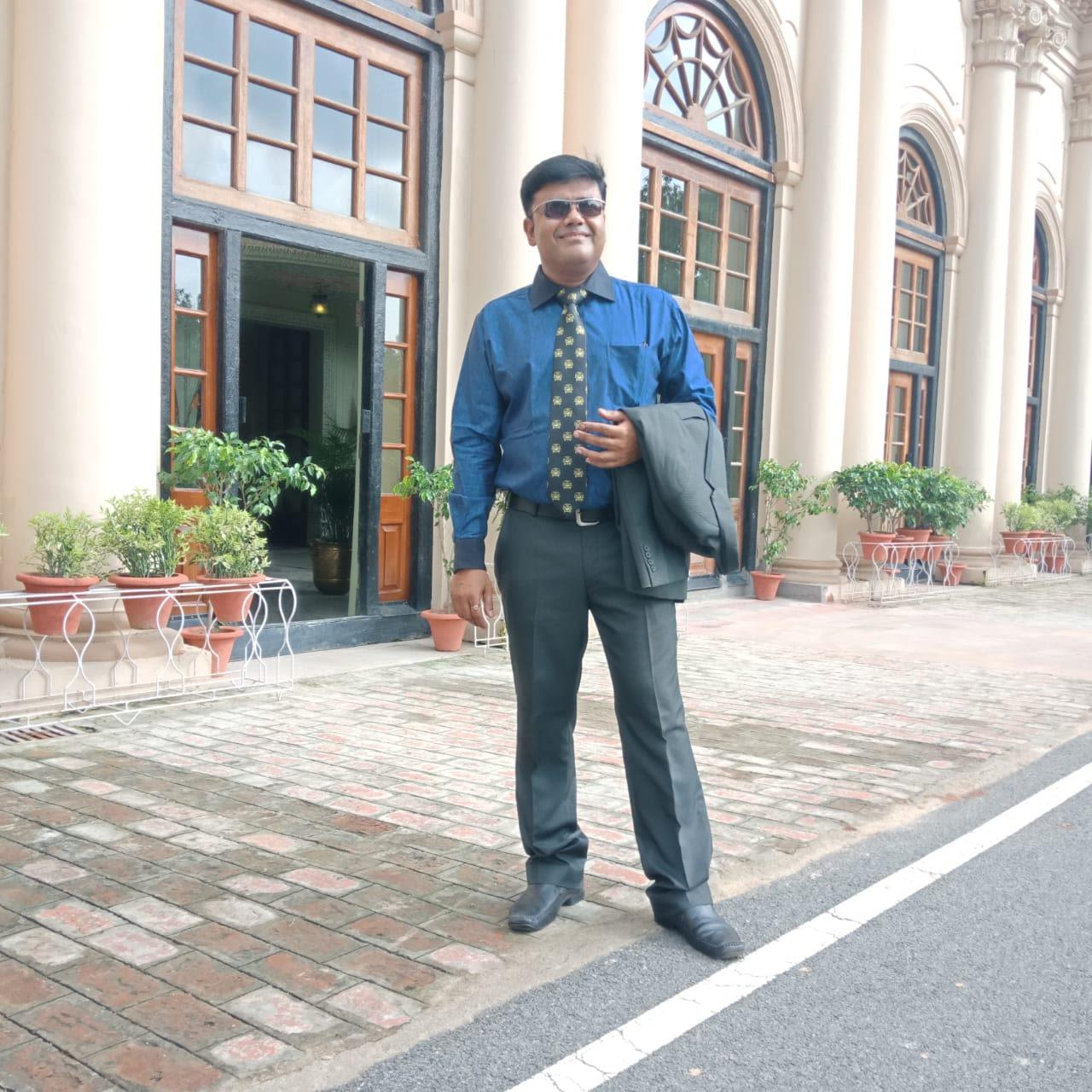 Partho Dutta Sir