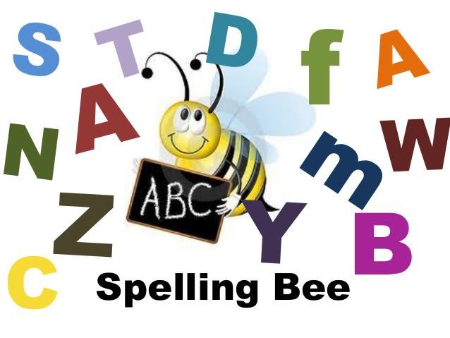 Spell Bee (word Munchers) Class 1