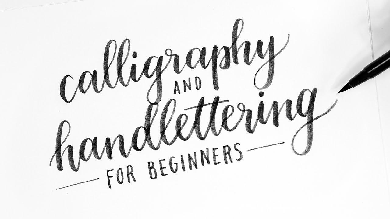 Calligraphy Crash Course