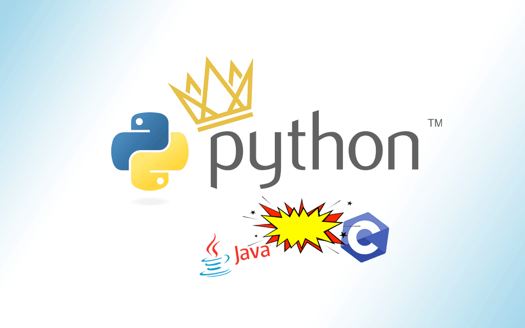 Python rank #1 in TIOBE Index