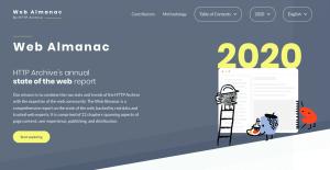 Web Almanac 2020