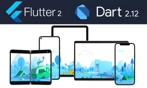 React 개발자분들- 2021년, Flutter를 주목하라