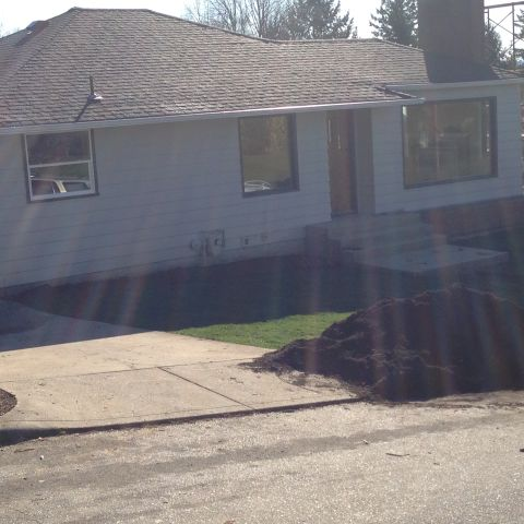 Update - House Flippers Install Sod - Have New Yard 1458007323441_after tilling leveling and installing sod.jpg