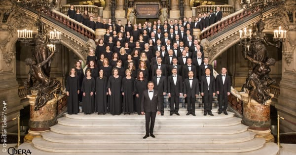 Auditions for supernumerary chorus members - Contests and auditions