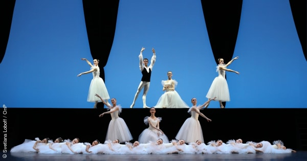 Aged From 11 To Under 13 Admission The Ballet School Artists Opera National De Paris