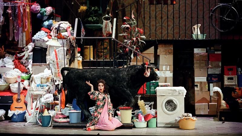 Image result for L'heure Espagnole, Opéra de Maurice Ravel