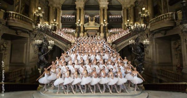 Ballet - Contests and auditions - Artists - Opéra national de Paris