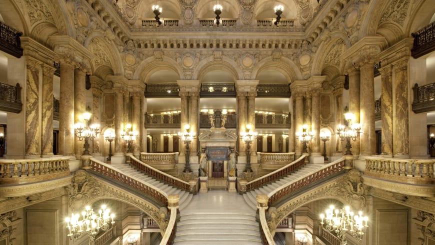 Visit The Palais Garnier - Opéra national de Paris