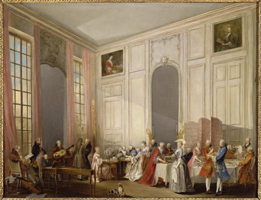 I. Mozart's three stays in France - Mozart, a French passion ...
