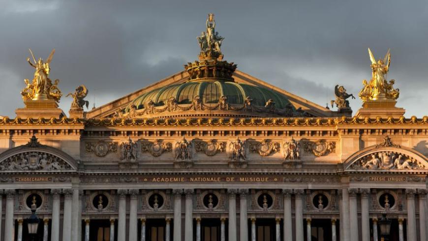 نتیجه تصویری برای Palais Garnier