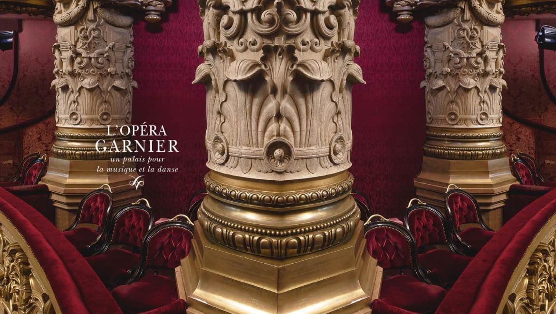L'Opéra Garnier - un palais pour la musique et la danse