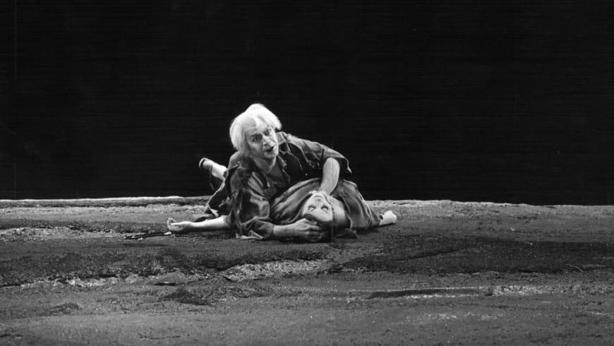 Lear d'Aribert Reimann dans la mise en scène de Jacques Lassalle