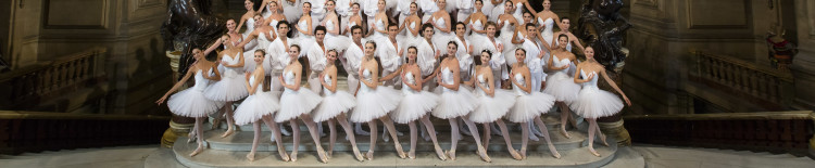 AUDITIONS : corps de Ballet