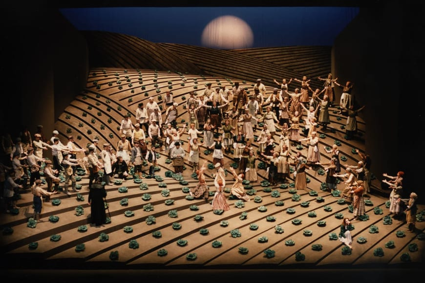 Lady Macbeth de Mzensk, Opéra Bastille, 1992