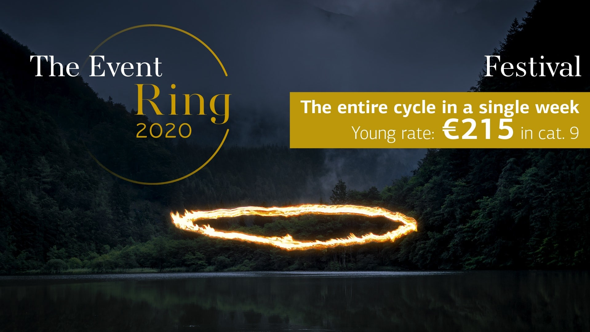 FESTIVAL RING for young