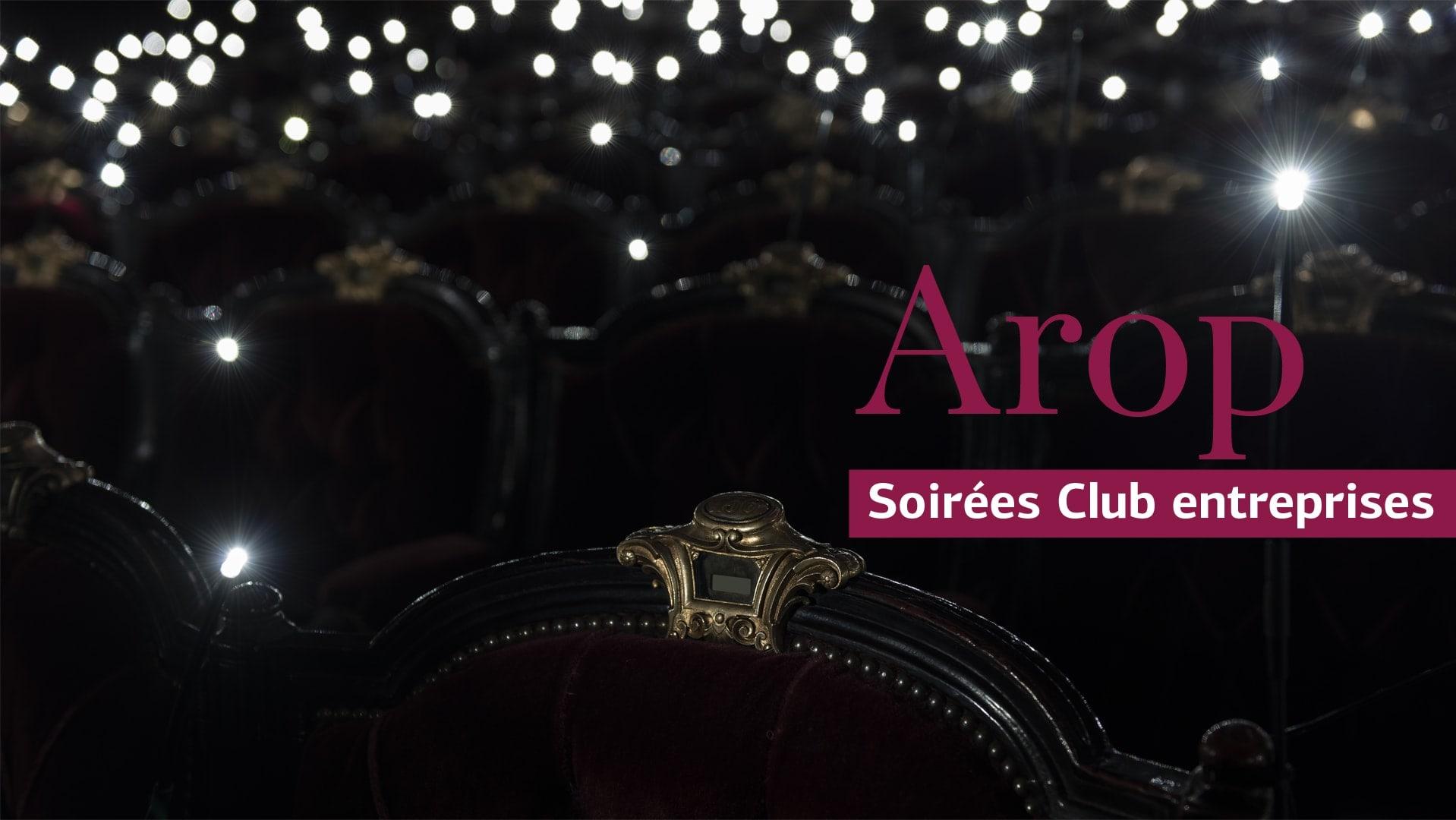 Abonnement Club entreprises