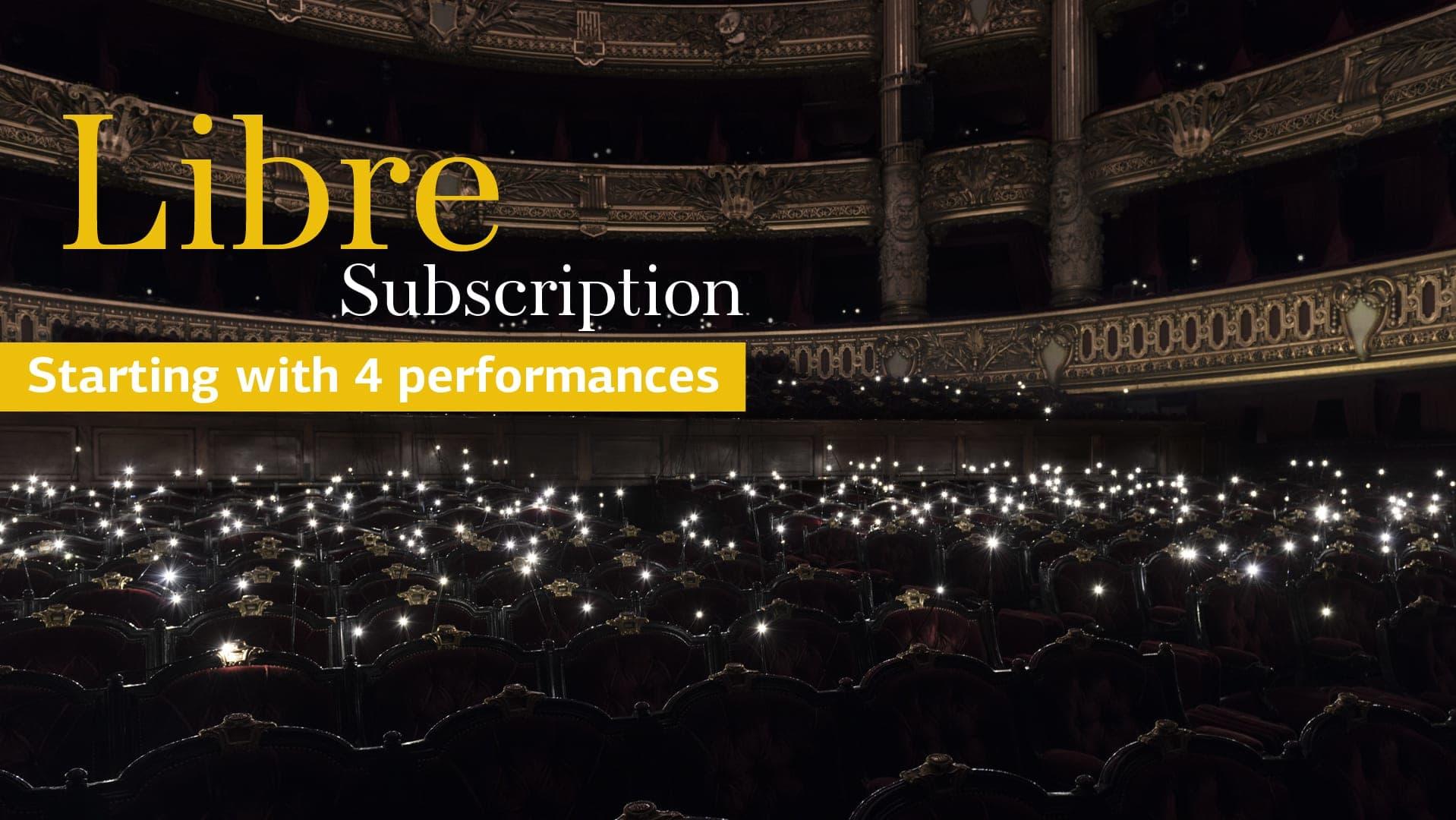 Libre subscription
