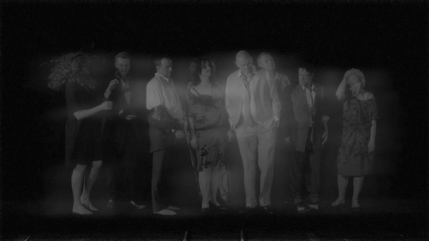 Extrait d'une vidéo réalisée par Sarah Derendinger pour la production de Lear