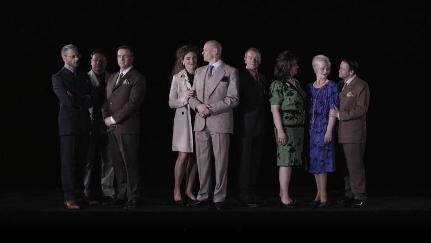 Les artistes de Lear, extrait d'une vidéo réalisée par Sarah Derendinger pour la production