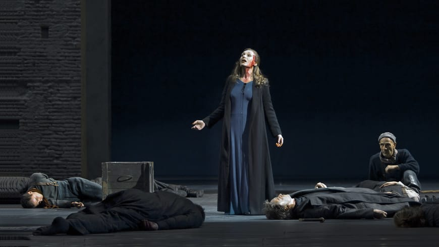 Tristan et Isolde de Wagner 2007-2010 De la maison des morts de Leoš Janáček  2007-2017