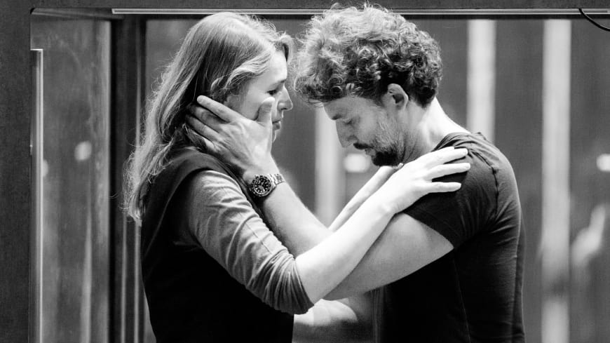 Sophie Koch (Marguerite), Jonas Kaufmann (Faust)