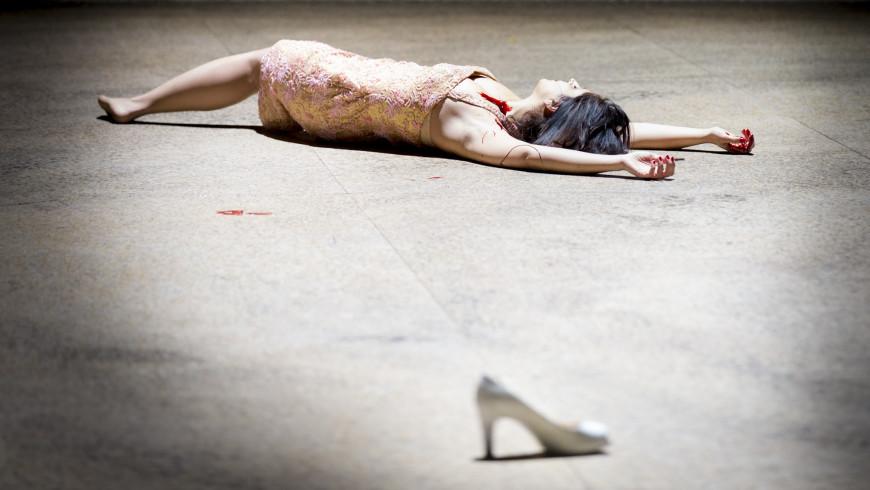 Varduhi Abrahamyan as Carmen, Opéra Bastille, 2017