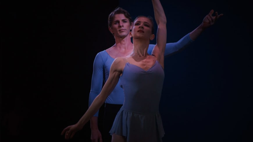 Duo concertant by George Balanchine