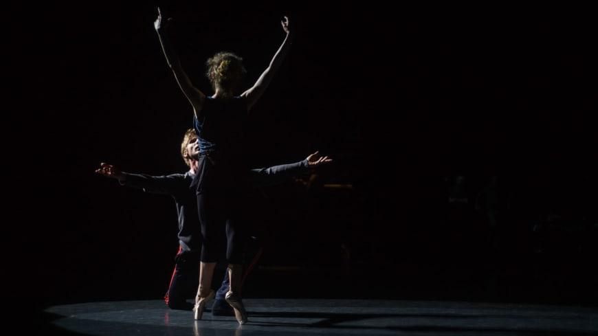 In Creases by Justin Peck