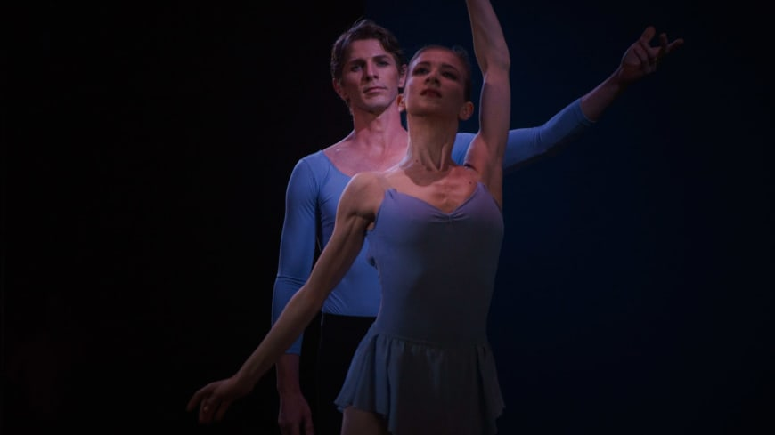 Duo concertant de George Balanchine