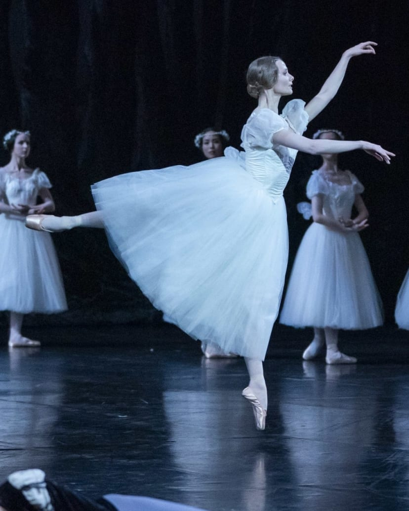 Ballet: the French style