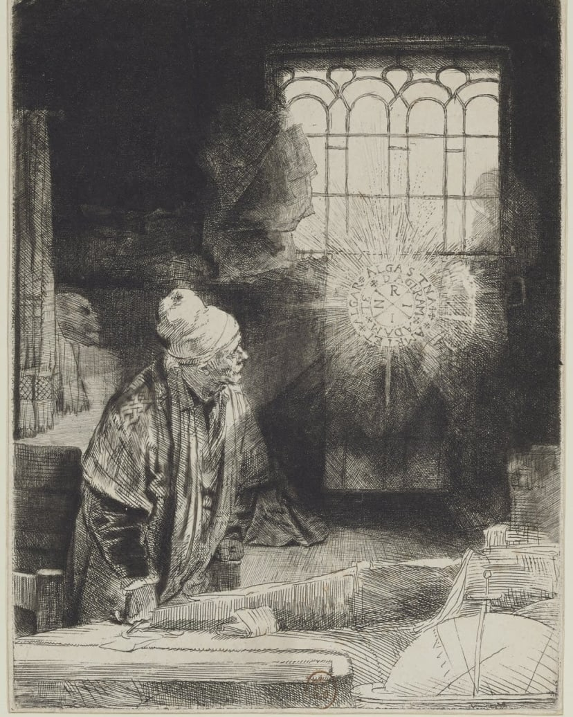 The myth of Faust