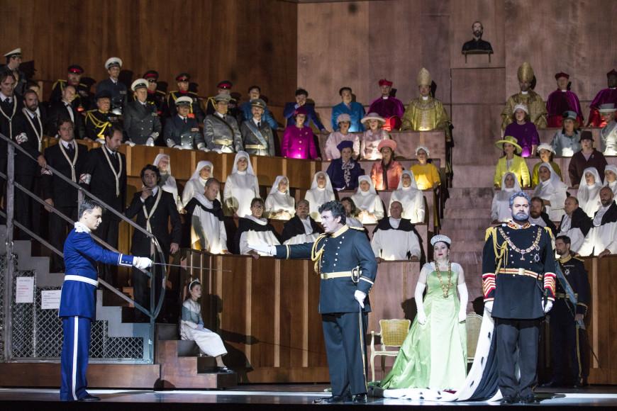 Don Carlos, Opéra de Paris, 2017