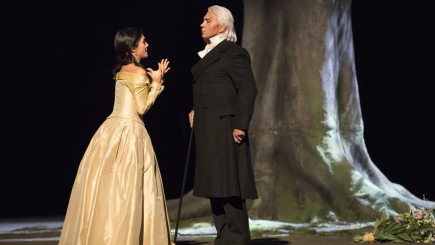 Dimitri Hvorostovsky dans la Traviata