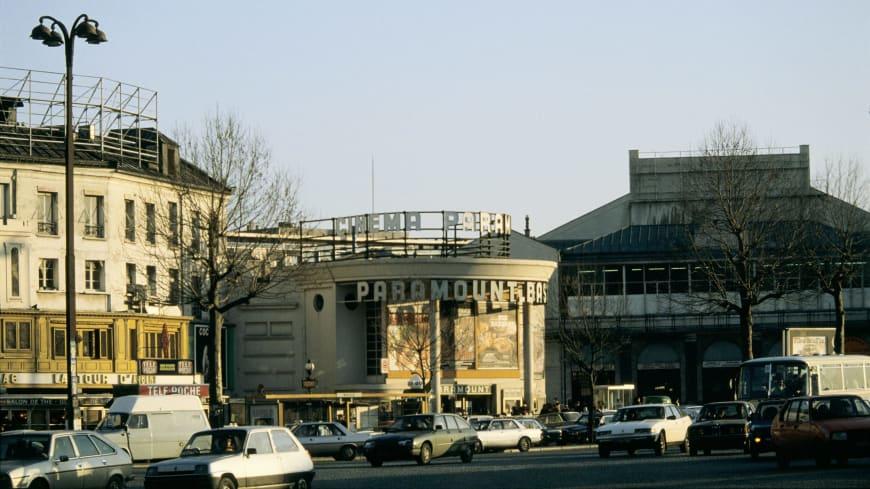 Photographies du site avant les démolitions, des manifestations et des tracts