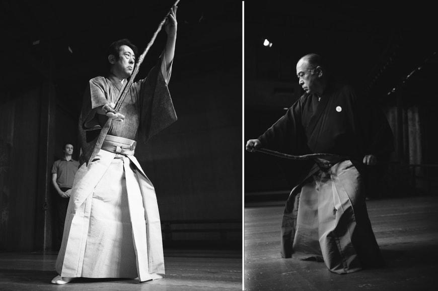 Kisho Umewaka  | Tetsunojo Kanze