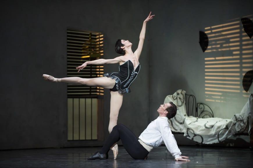 Roland Petit: Carmen avec Nicolas Le Riche