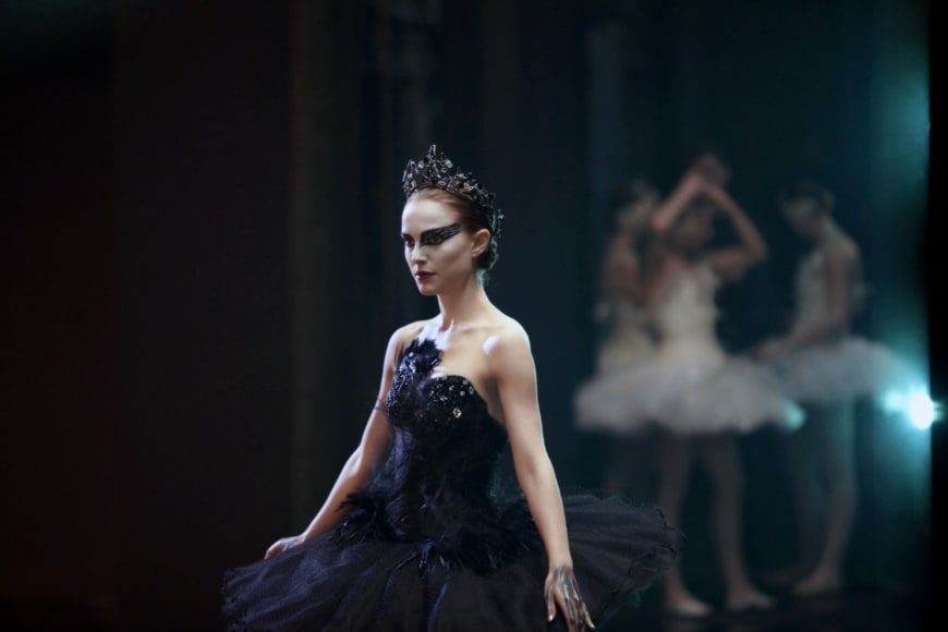 Black Swan avec Natalie Portman, Darren Aronofsky, 2010