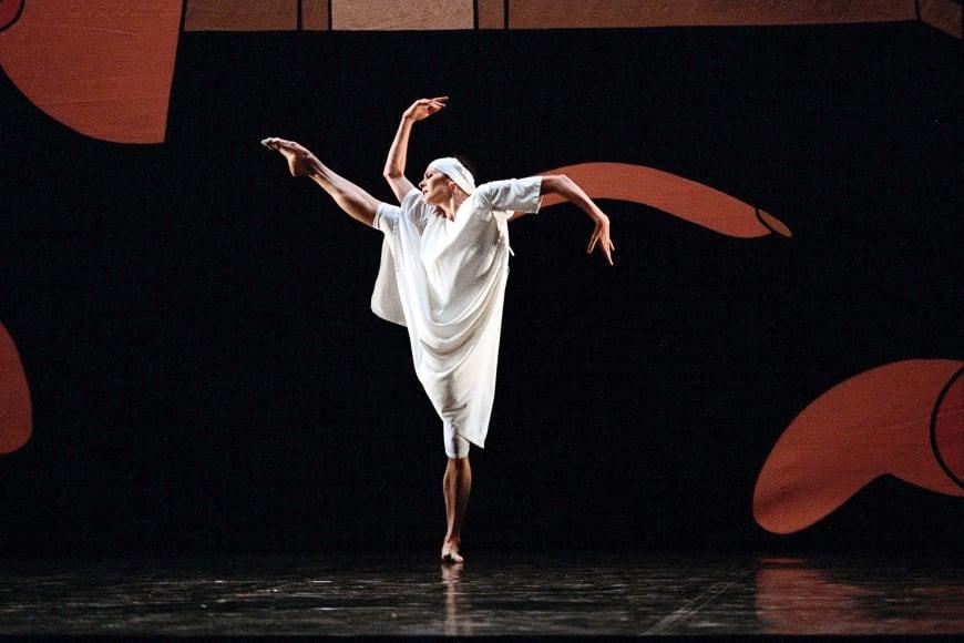 Marie-Agnès Gillot dans Giselle, Palais Garnier, 2004