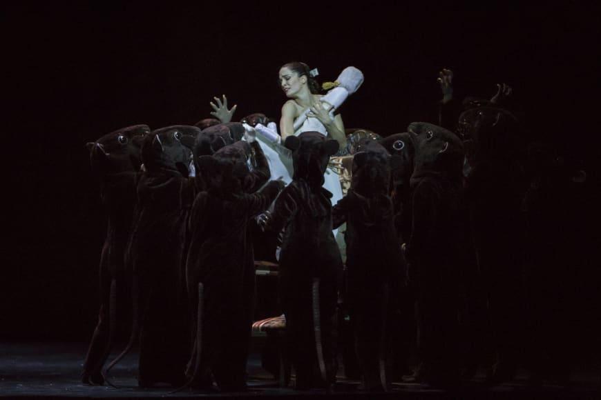 Casse-Noisette dans la version de Rudolf Noureev (avec Amandine Albisson)